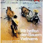 Wir Helfen Den Bauern Vietnams Poster